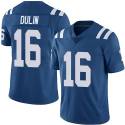 Nike Ashton Dulin Indianapolis Colts Youth Limited Royal Team Color Vapor Untouchable Jersey