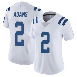 Nike Rodney Adams Indianapolis Colts Women's Limited White Vapor Untouchable Jersey